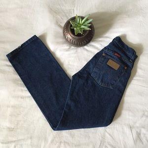 Vintage 90s Wrangler High Rise Mom Jeans